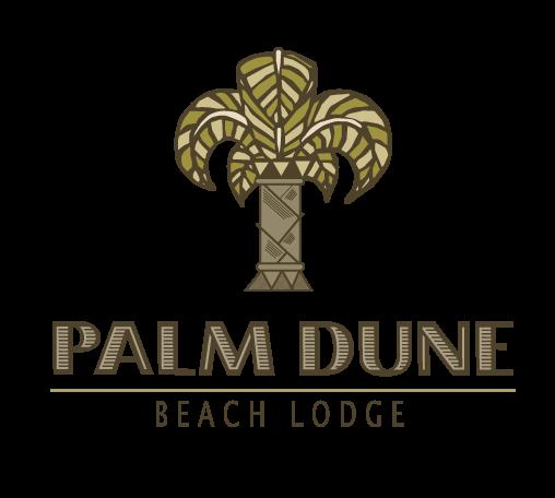 palm dune lodge logo