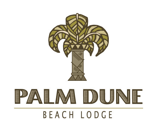 palm dune lodge logo